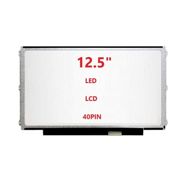 12.5 1366×768 40PIN LED LCD SIDE BRACKETS