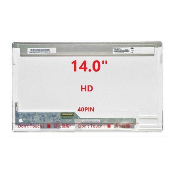 14.0 1366×768 LED 40PIN HD WIDE