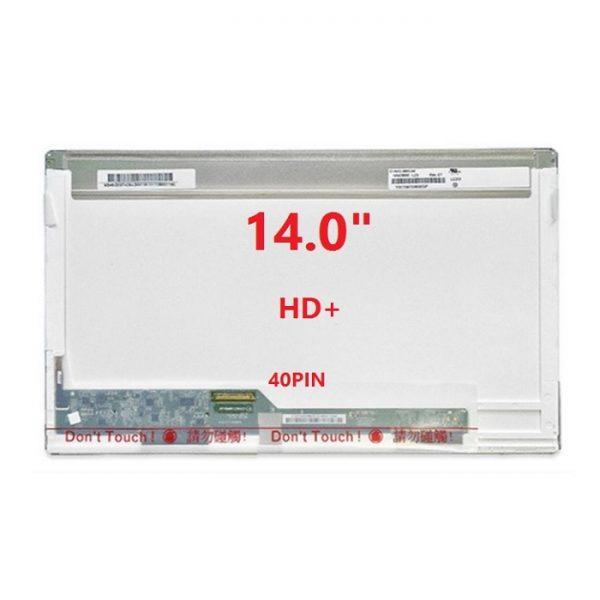 14.0 1600×900 LED 40PIN HD+ WIDE