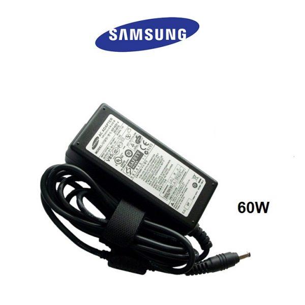 מטען מקורי למחשב נייד סמסונג SAMSUNG 19V 3.16A 60W 5.5×3.0
