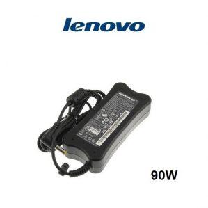 ספק כח/שנאי וכבל חשמל אורגינלי למחשב נייד לנובו LENOVO 19.5V 4.74A 90W 5.5x2.5mm GUITAR