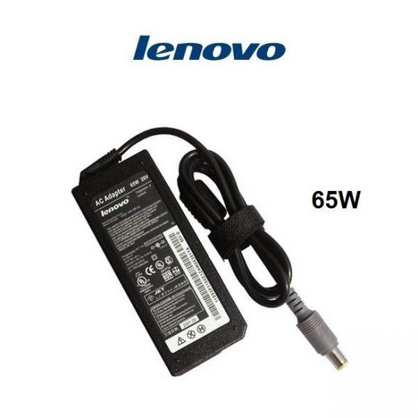 ספק כח שנאי חדש ואורגינלי ללפטופ לנובו LENOVO ADAPTER 20V 3.25A 65W 7.9×5.5mm 42T5283