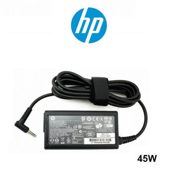 ספק כח שנאי חדש ואורגינלי ללפטופ אייץ פי HP ADAPTER 19.5V 2.31A 45W 4.5×3.0mm 740015-003