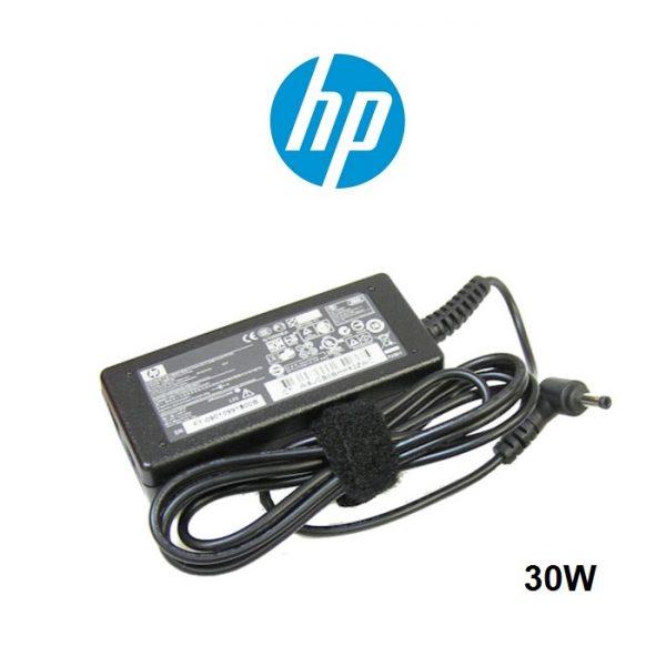 ספק כח שנאי חדש ואורגינלי ללפטופ אייץ פי HP ADAPTER 19V 1.58A 30W 4.0×1.7mm BULLET PA-1300-04H
