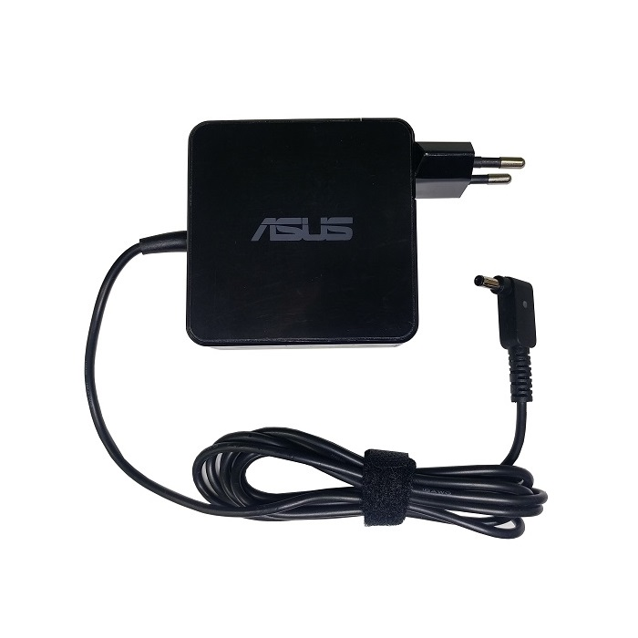 מטען מקורי למחשב נייד אסוס ASUS ORIGINAL ADAPTER 19V 3.42A 65W 4.0x1.35mm