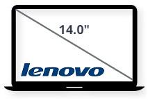 """מסך """"14.0 למחשב נייד לנובו LENOVO"""
