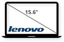 """מסך """"15.6 למחשב נייד לנובו LENOVO"""