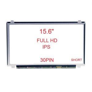 """מסך למחשב נייד """"15.6 1920x1080 FHD SLIM SHORT 30PIN LCD"""