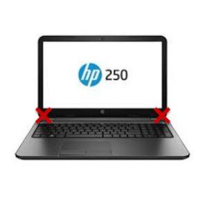תיקון צירים בלפטופ HP 250 G3