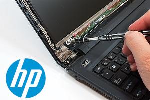 תיקון צירים אייץ פי HP