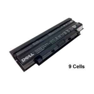 בטריה עבה אורגינלית ללפטופ דל 9 תאים DELL ORIGINAL 9 CELLS BATTERY INSPIRON 90WH 11.1V 9T48V 7800MAH