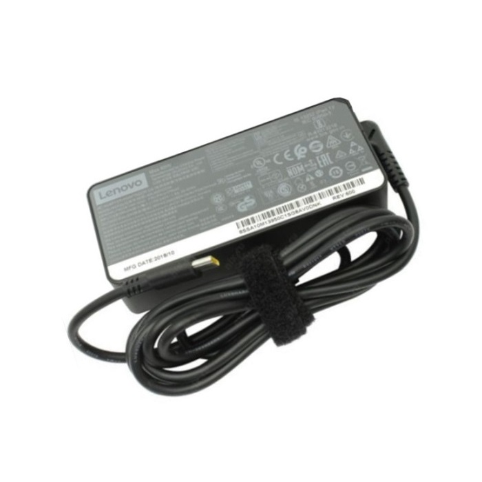 שנאי אורגינלי ללפטופ לנובו LENOVO ORIGINAL ADAPTER USB-C TYPE-C 65W ADLX65YCC3A