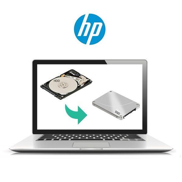 שידרוג SSD במחשב נייד אייץ פי HP PAVILION DV6-2000 SERIES